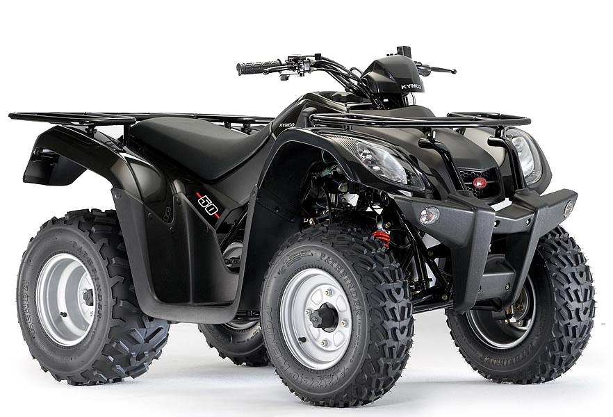 Firehjuling 50cc